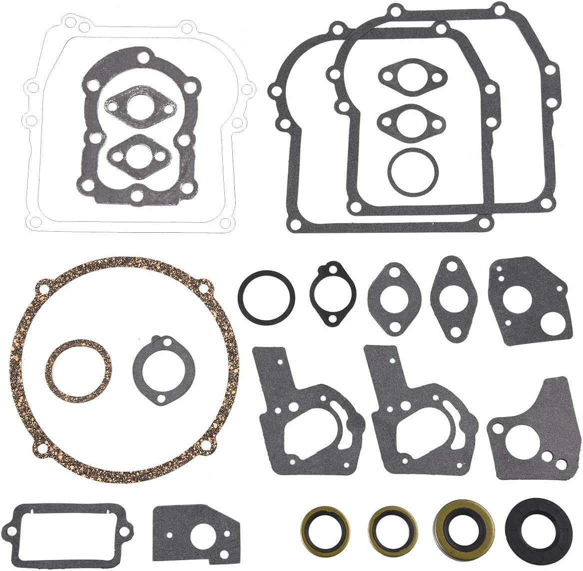 PRO CAKEN 495602 Engine Gasket Set Compatible with Replaces # 397144, 297275