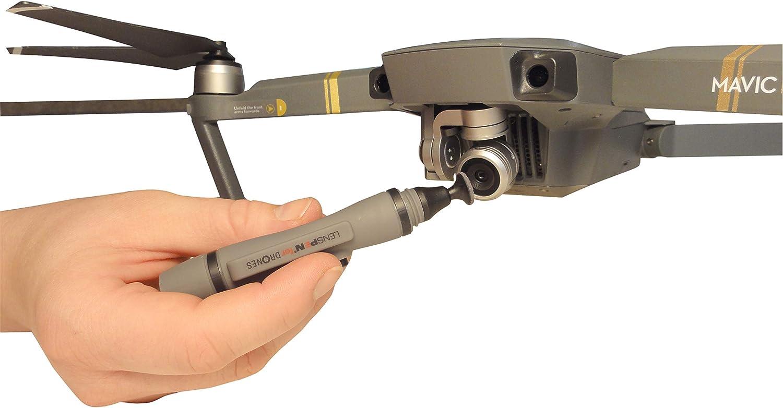 LensPen for Drones – Clean Drone Camera Lens, Filter, Sensor or Other Optics – NLP-1-DR