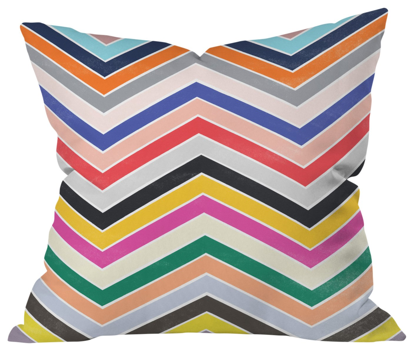 16 X 16 Deny Designs Garima Dhawan Mindscape 5 Outdoor Throw Pillow Throw Pillows Decorative Pillows Inserts Covers