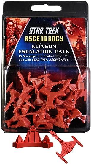 Gale Force Nine GF9ST012 Star Trek: Ascendancy - Juego de Cartas: Amazon.es: Juguetes y juegos