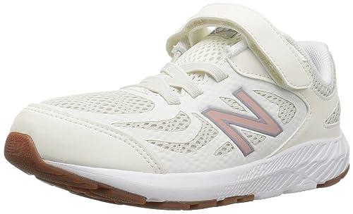 86230f5b02da New Balance Girls 519v1 Hook and Loop Running Shoe  New Balance ...