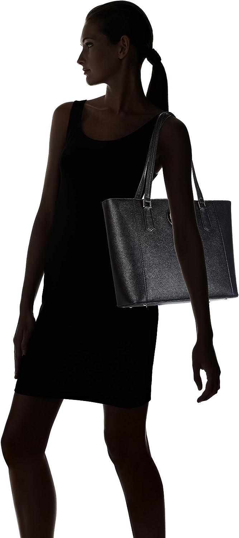 bolso de mano para mujer Guess Open Road Tote UNI negro