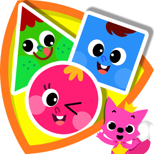 (Pinkfong Shapes & Colors)