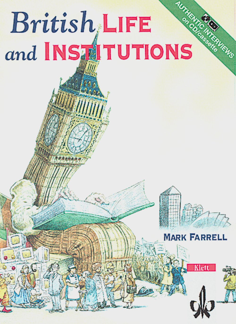 British Life and Institutions, Book