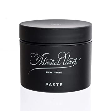 Amazon Com Martial Vivot Men S Certified Organic Styling Hair Paste For Strong Hold Styling Paste And All Natural Men S Styling Product Sulfate Alcohol Free Aloe Vera Base Beauty