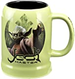 Star Wars Yoda 20 Oz. Ceramic Stein 99379