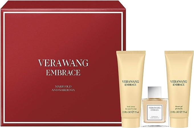 Vera Wang Marigold and Gardenia Gift