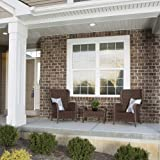Gila Heat Control Platinum Adhesive Residential DIY Window Film Sun Blocking Glare Reduction 3ft x 15ft