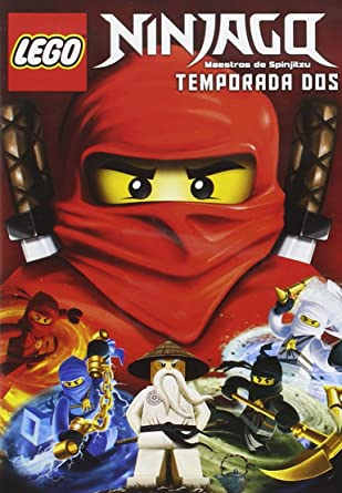 Lego Ninjago Temporada 2 [DVD]: Amazon.es: Dibujos Animados ...
