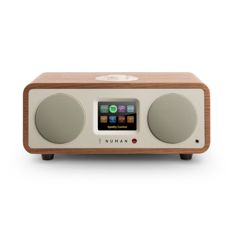 NUMAN One 2.1 • Radio por Internet • Sintonizador Dab/Dab+ y FM • Spotify