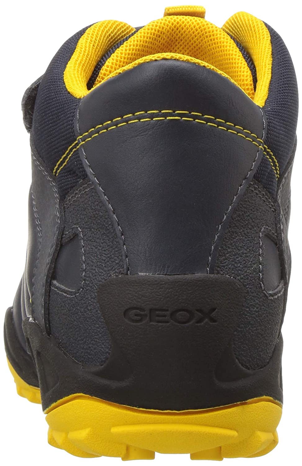 Geox Boys J New Savage C Hi-Top Trainers