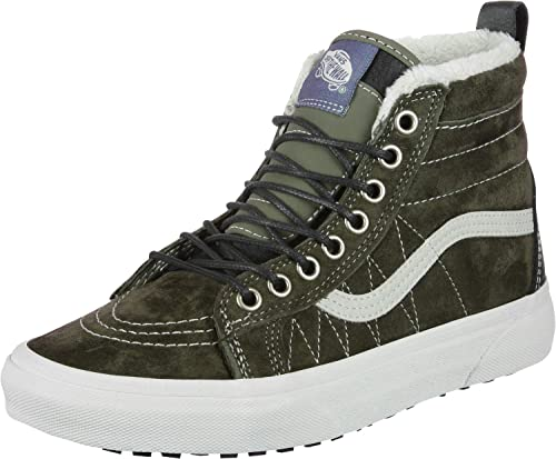 Vans Sk8 Hi MTE Shoes Dusty Olive