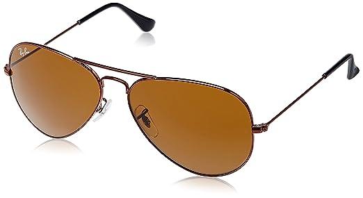 ray ban unisex aviator sunglasses