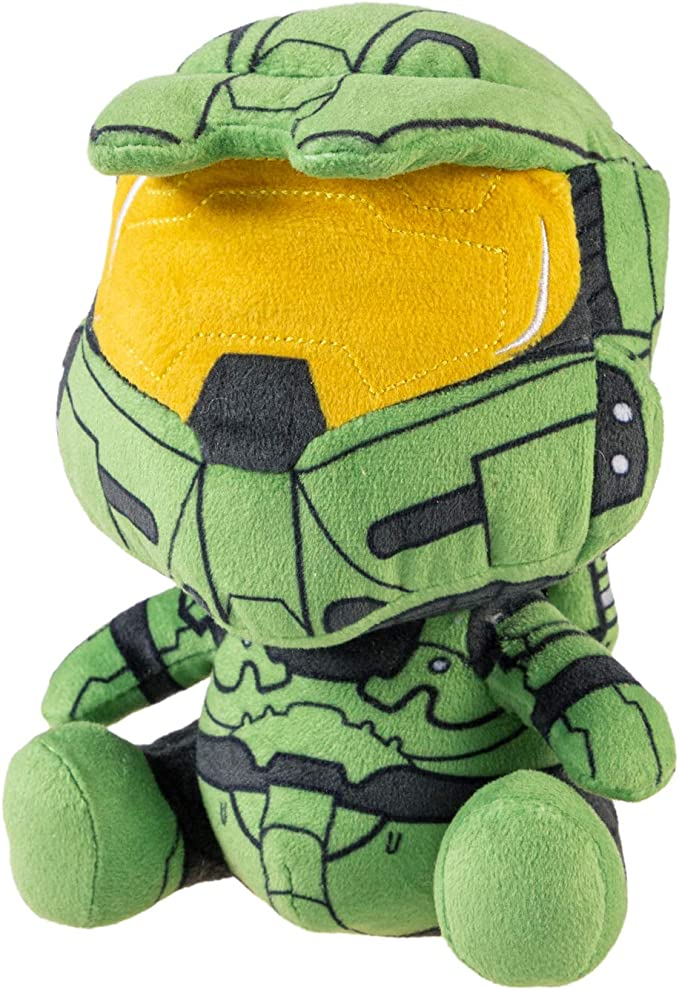 New Halo Plush Large 12 Green Toy