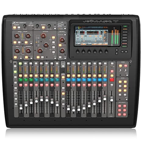 Amazon.com: BEHRINGER X32 COMPACT: Musical Instruments