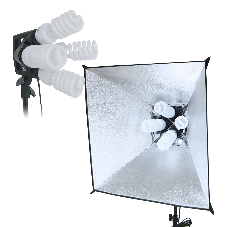 Amazon.com : Linco Lincostore 2000 Watt Photo Studio Lighting Kit ...