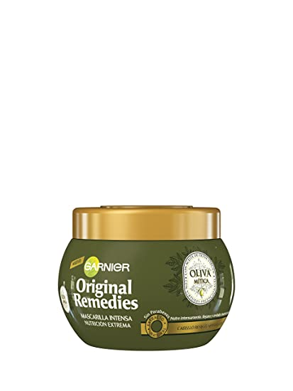 Garnier Original Remedies Mascarilla Oliva Mítica - 300 ml