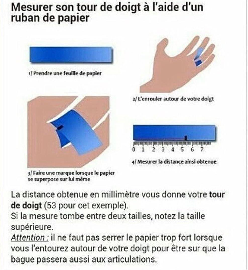 Surface Bross/ée Titane Interieur Brillant Bijou Anneau Alliance Bague Noire Homme ou Femme Discret /émo Gothique