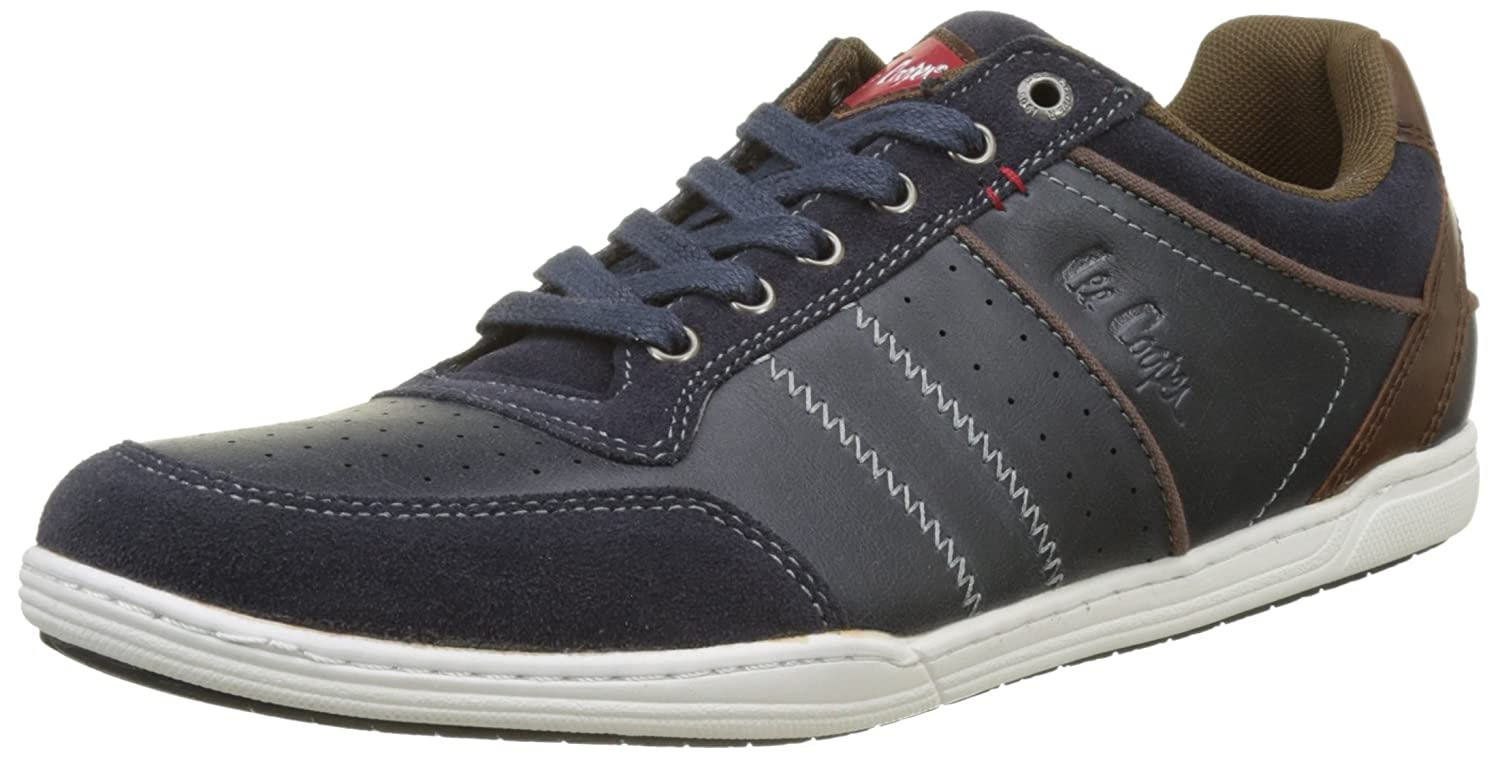 Lee Cooper Candem, Baskets Basses Homme