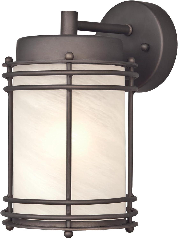 Westinghouse 6732800 Burnham One-Light Outdoor Wall Lantern