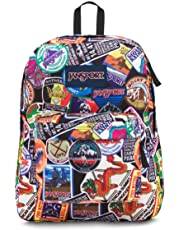 JanSport Superbreak Backpack Heritage Patches
