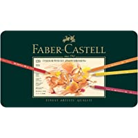 Faber-Castell Polychromos 120 Colors Artists' Color Pencils
