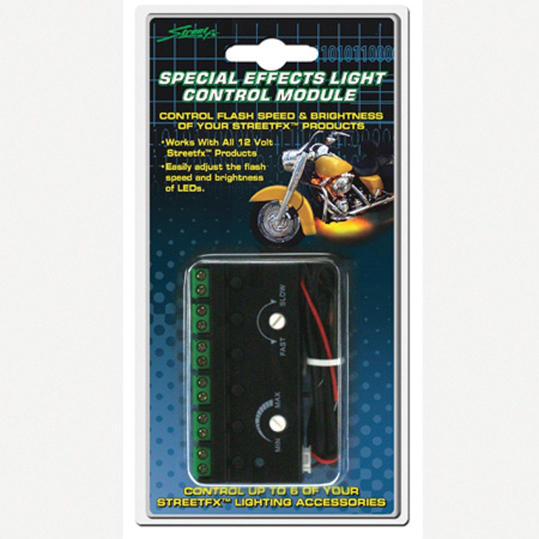 Street FX 1043053 ElectroPods Black Wire Control Box