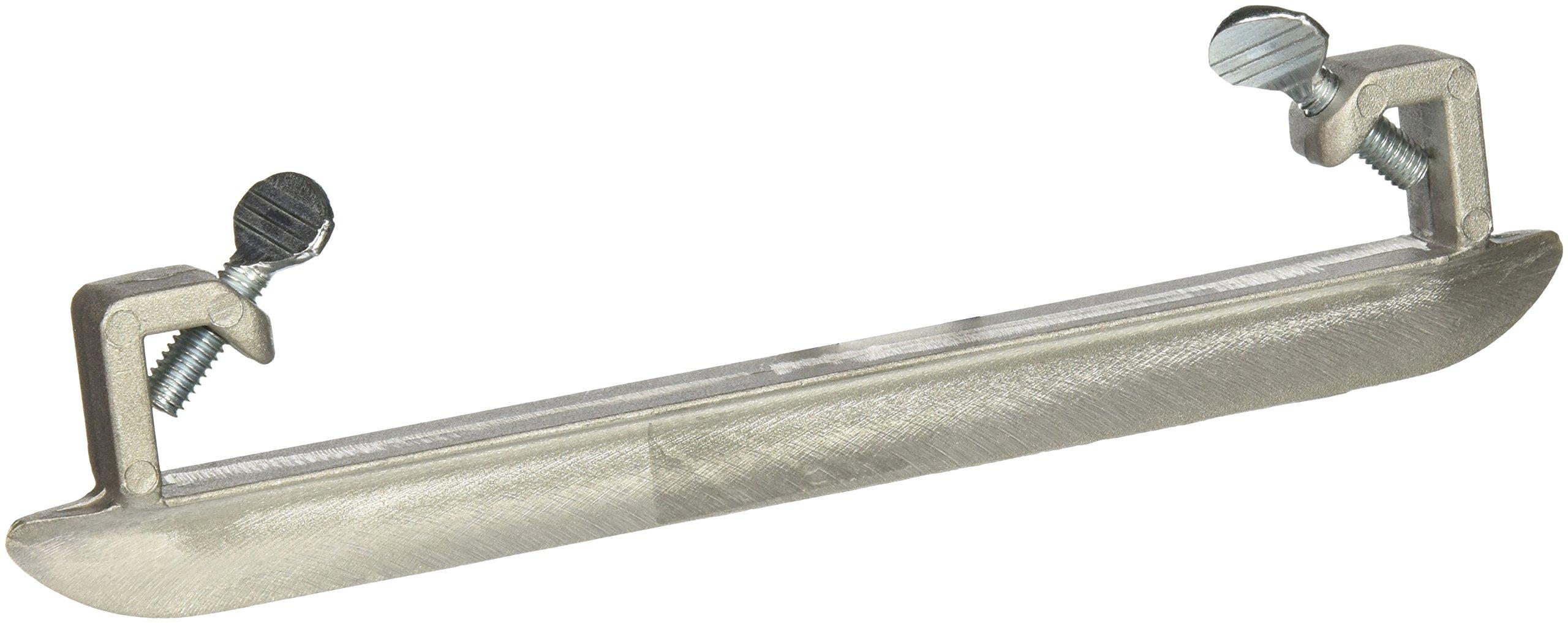 MARSHALLTOWN The Premier Line 4710 Aluminum Groover Attachment for Bull Float
