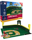 Oyo Sportstoys MLB St. Louis Cardinals Home Run Derby Set with Minifigure, Small, White