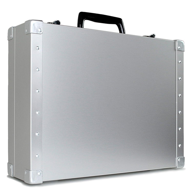 BARDI(バルディ) [BA-A005~011] 高級 アルミトランク トランク ケース B0089H6KT6 BA-A007(W450xH350xD100)