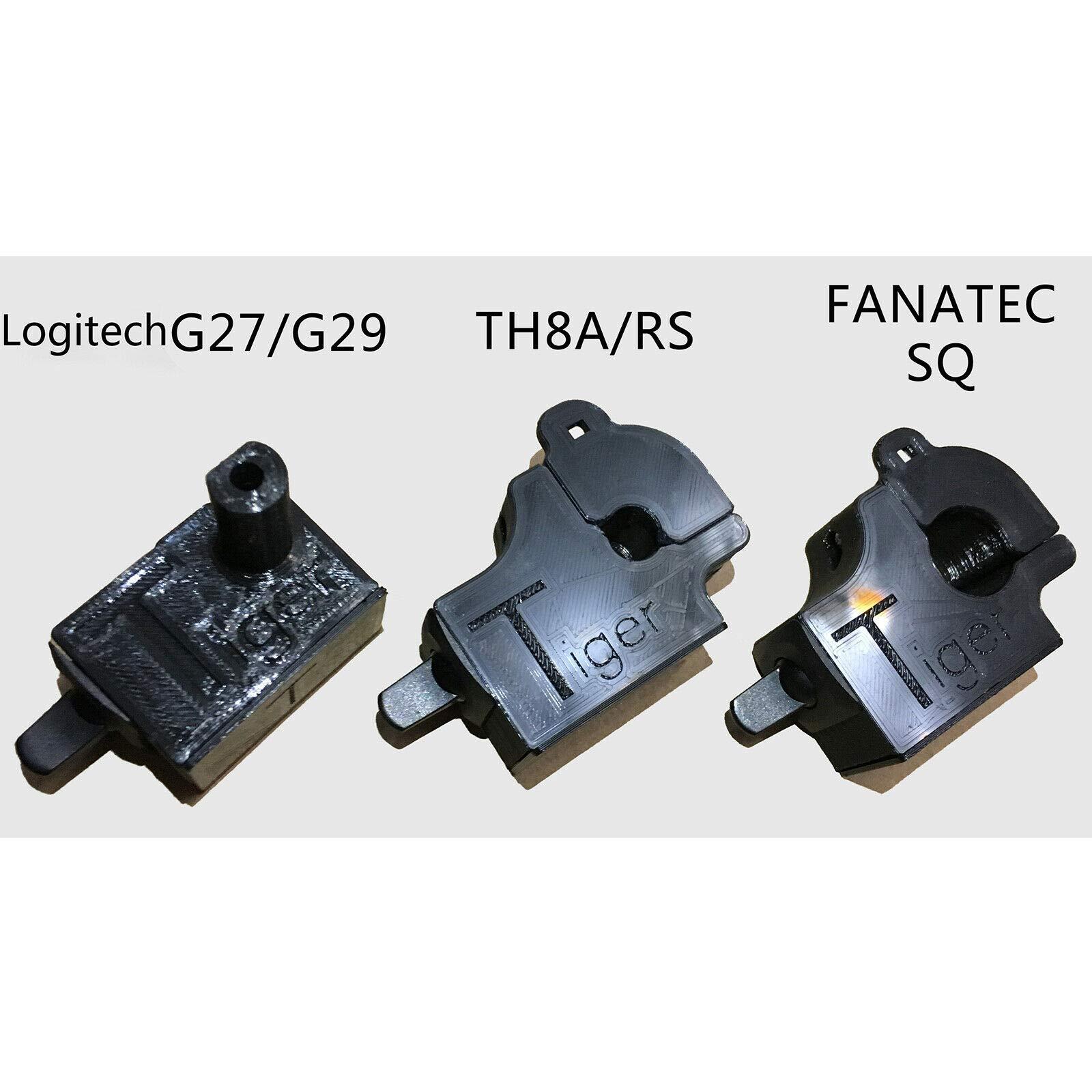 aikeec Mini 16 Speed Gearshift Shifter Module for Logitech G25/G27/G29/TH8A/FANATEC SQ