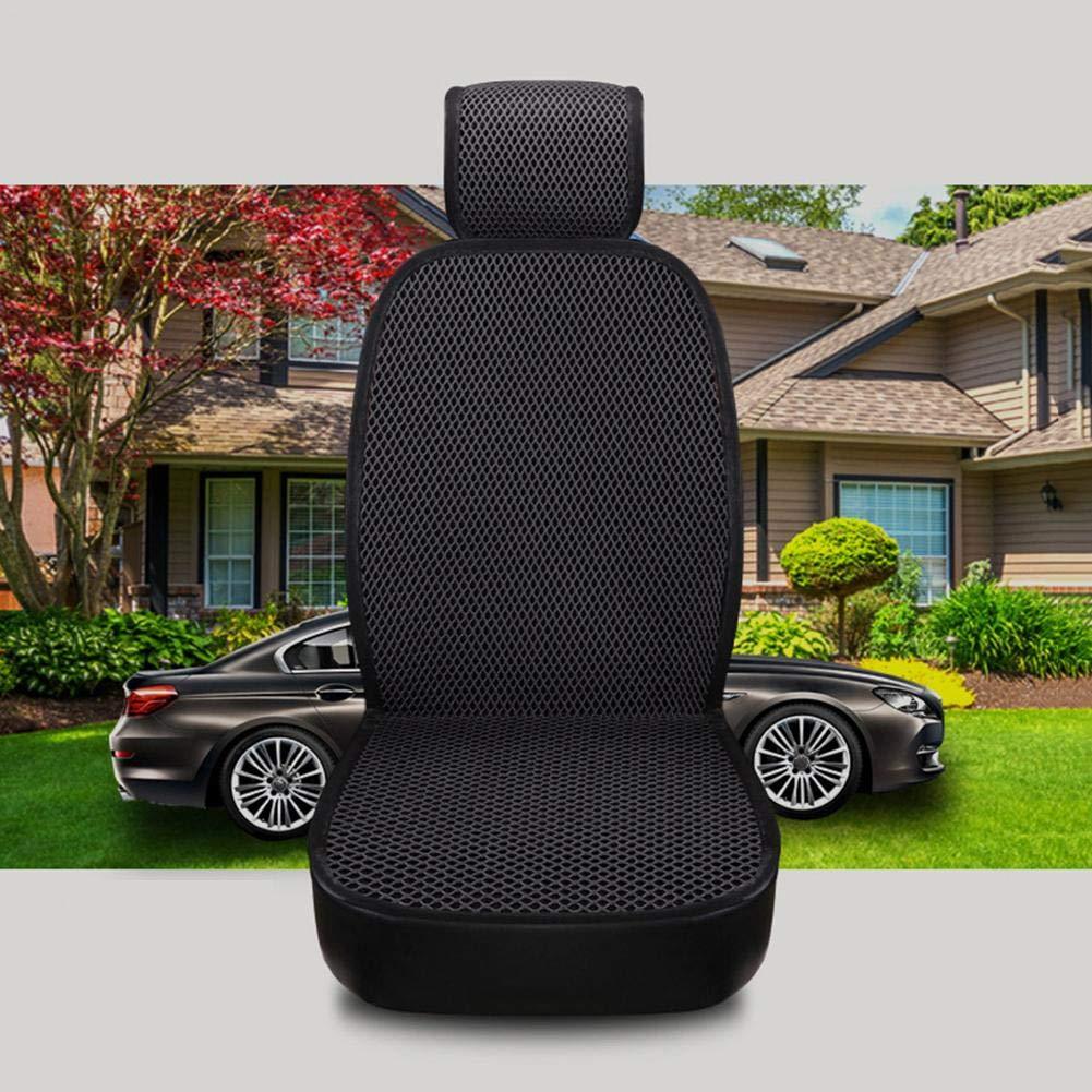 Sommer Auto Ice Silk 3D Mesh Atmungsaktive Kissen Multifunktions Elastic Cool Pad Sitzmatte Schutz Universal Sitz Perfekt F/ür Auto B/üro