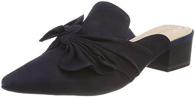 Tamaris Damen 27354 Pantoletten, Schwarz (Black), 40 EU