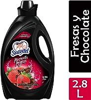 Suavizante de Ropa Suavitel Dulces Placeres Fresas y Chocolate 2.8 LT