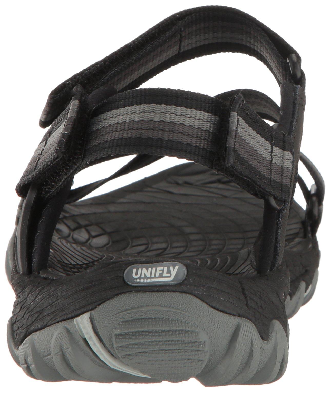 Merrell Women's All Out Blaze Web Sandal, Black, 9 M US by Merrell (Image #2)
