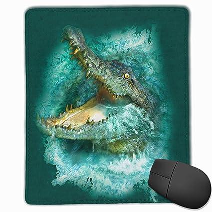 Mouse Pad Kids Crocodile Splash Non-Slip Rubber Gaming Mouse Pad ...