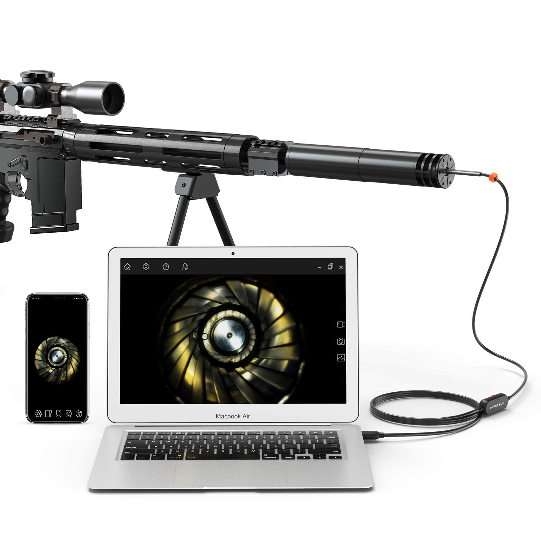 DEPSTECH Rifle Borescope, Digital Gun Barrel Borescope