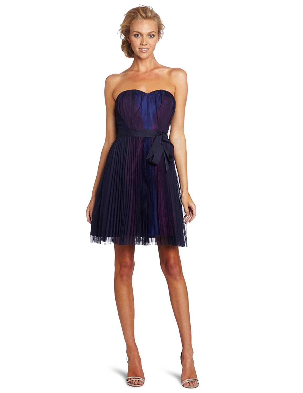 Amazon.com: maxandcleo Women\'s Jasmine Cocktail Dress: Clothing