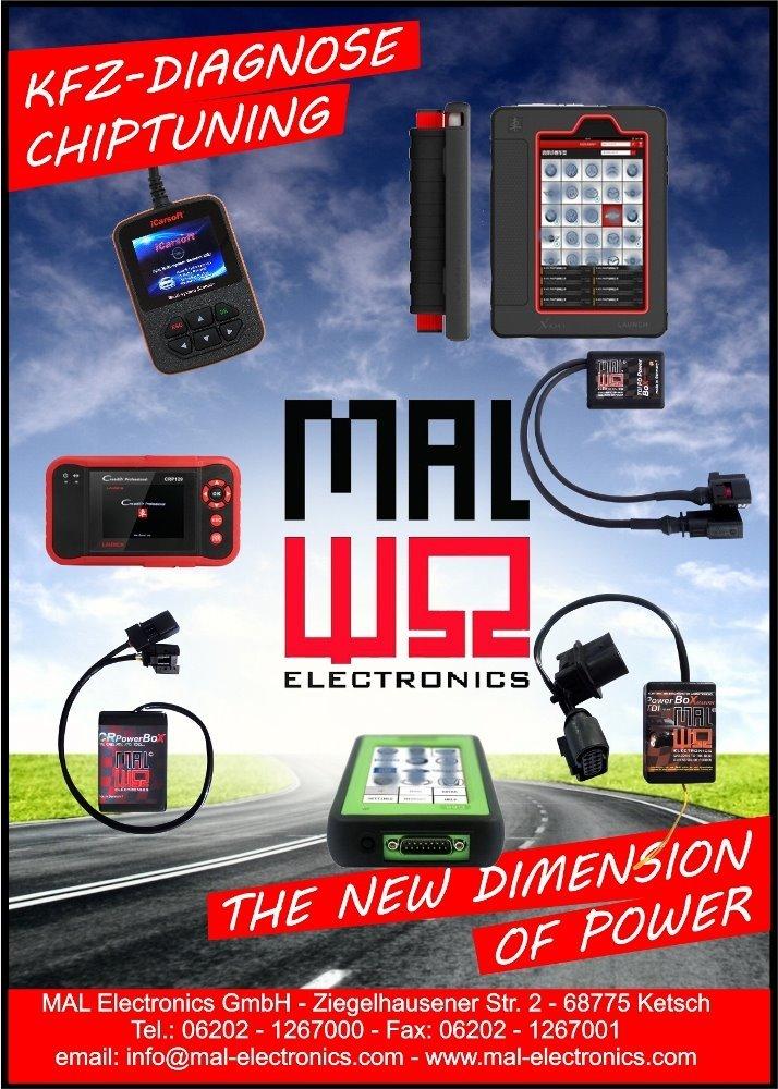 Digitale TDI Pumpe D/üse Chiptuning PowerBox