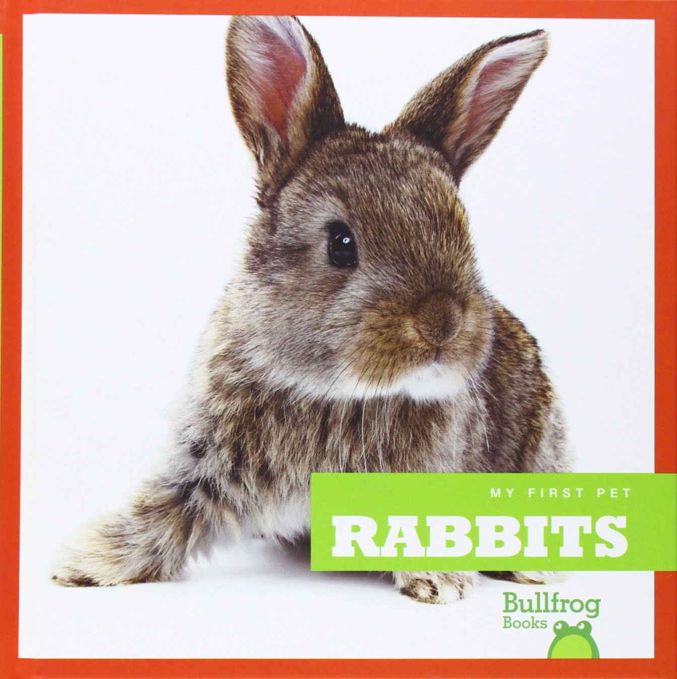 Download Rabbits (My First Pet) ebook