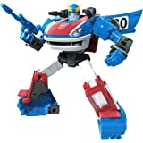 Transformers Toys Generations War for Cybertron: Earthrise Deluxe WFC-E20 Smokescreen Action Figure - Kids Ages 8 and Up, 5.5