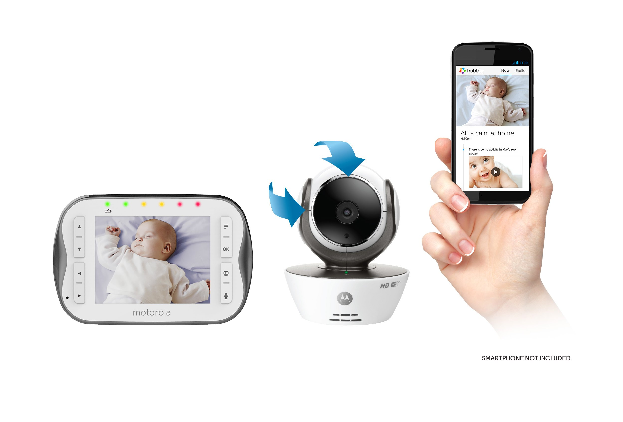 Best Baby Monitor For Twins 2018 A Reliable Watcher For Your Baby