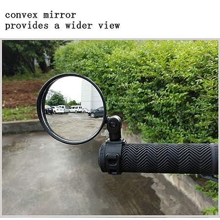 Espejo retrovisor para Bicicleta, 1 Pieza, para Bicicleta ...