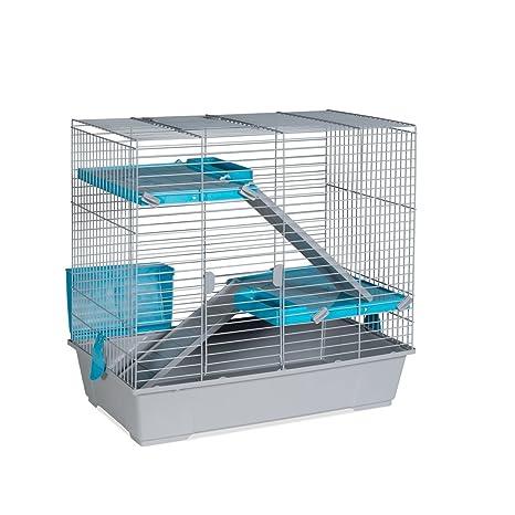 VOLTREGA 001974G Jaula para Conejos: Amazon.es: Productos para ...