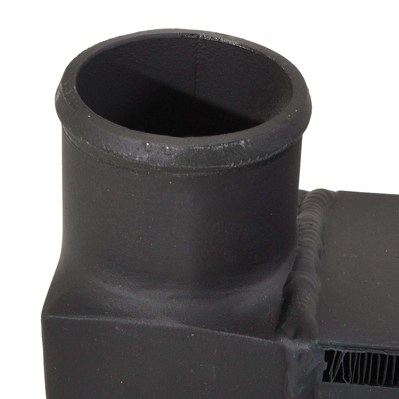 SMIC Kern Schwarz 2.5 Aluminum Alloy Front Seitenmontage K/ühler FMIC