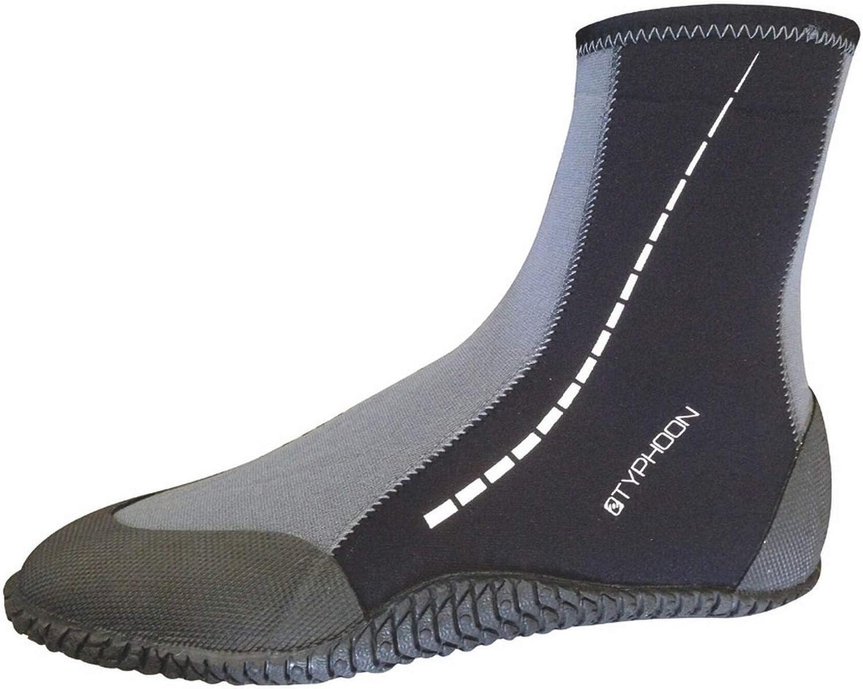 Typhoon Z3 3mm Zip Wetsuit Boots UK 2-12