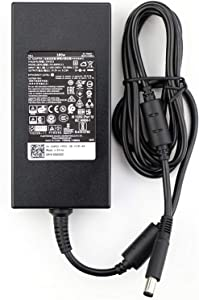 Genuine Dell 180W Replacement AC Adapter for P/N: WW4XY, 0WW4XY, DA180PM111, ADP-180MB B, DW5G3, 0DW5G3, 74X5J, 074X5J, WW4XY, TW1P0, F0G4K, JVF3V, 331-1469, 331-7957.