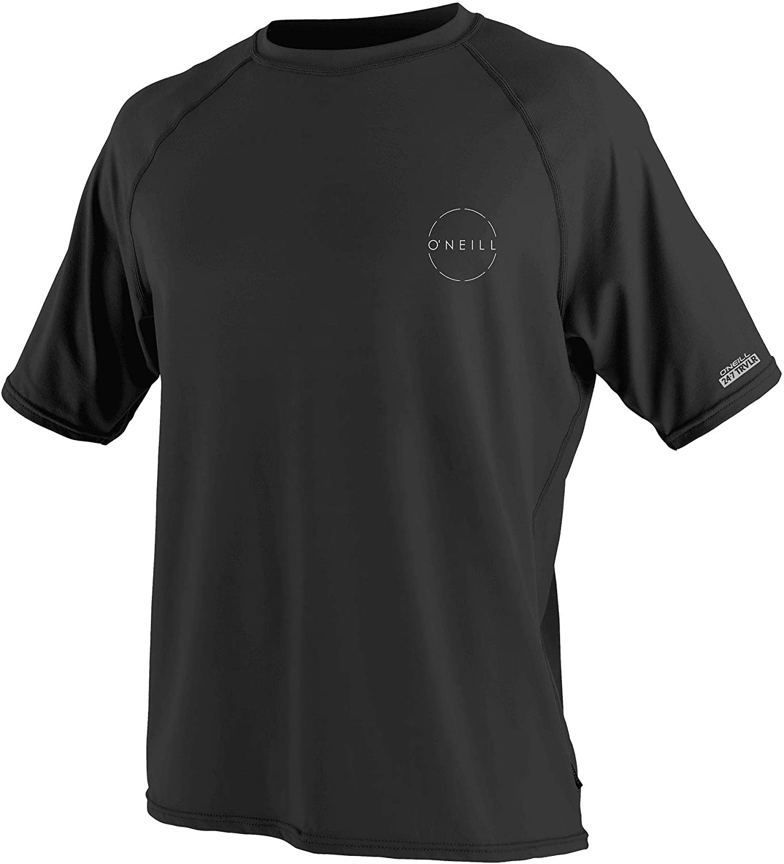 O'Neill Men's 24-7 Traveler Upf 50+ Short Sleeve Sun Shirt