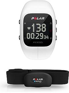Polar A360 - Pulsómetro, Color Blanco, Talla M: Amazon.es ...