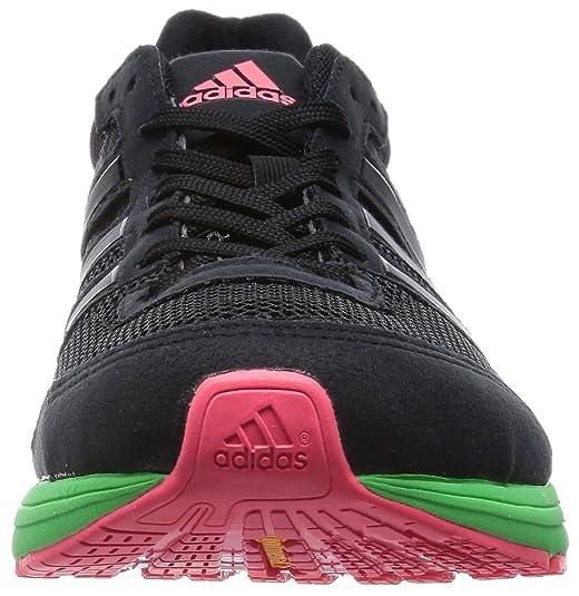 01191e47ecda Amazon | [アディダス] adidas adizero boston boost 5 m B44011 B44011  (コアブラック/コアブラック/フラッシュグリーン S15/30.0) | ランニング